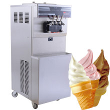 CE approved Stainless steel commercial frozen yogurt maker with pre-cooling