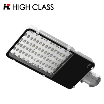 High lumen IP65 outdoor waterproof bridgelux cob 80w led streetlight