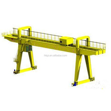 Double Beam boat lifting shipyard gantry crane 100 ton For Sale