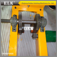 Professional Factory Supply ELK End Truck = End Beam = End Carriage for Crane