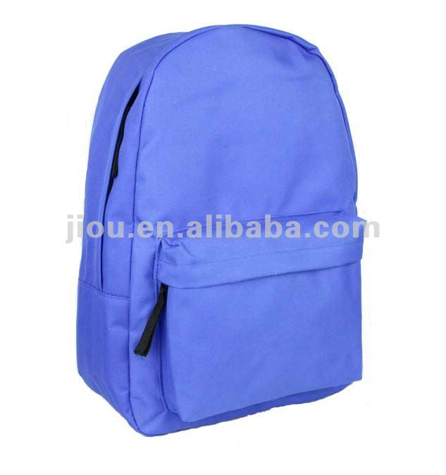 Factory Cheap 600D Polyester Kid's Primary School Backpack Bag
