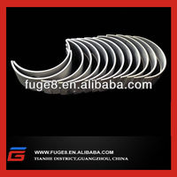 main & conrod bearings 4D84-1 for Yanmar excavator engine