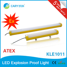 High Brightness Hazardous Location Explosion Proof lighting ATEX 50W LED Explosion Proof Linear Light