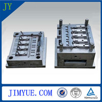 Custom Precision Plastic Injection Mold Amp