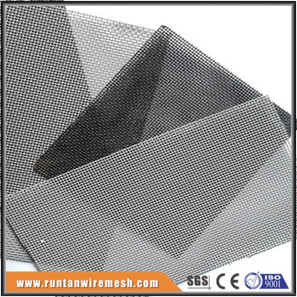 High quality Security Screen Stainless Steel Wire Mesh(manufacturer )