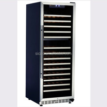 High Volume Compressor Wine Cooler 168 Bottles(JS-168D) (CE RoHS CB Approved)