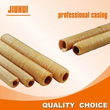 Cheap price bulk cow intestine halal artificial sausage casings
