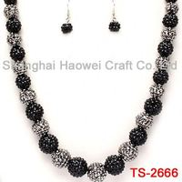 TS-2666 New arrival top sale 2 gram gold plated jewellery sets fast shipping