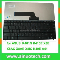 Russion layout RU laptop keyboard prices for asus EEEPC 900HA 900AX for ASUS K401N K410E X8E X8AC X8AE X8IC K40E A4