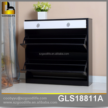 Alibaba gold member cheap outdoor shoe rack with angle