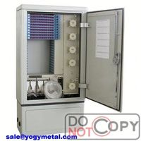 Outdoor abb electrical control box