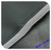 Ballistic nylon oxford PU coated fabric for car seat