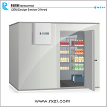 various size competitive price blast freezer room , cold storage for onion , deep freezing room