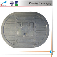 Hot selling best price high quality BS EN 124 ductile iron manhole cover