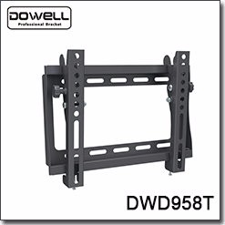 VESA 400x 400mm 360 Degree Up and Down Sliding TV Mount