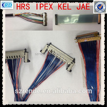 Hirose df80 30Pin 40pin lvds cable