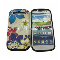 New fancy decorative cell phone sets for Samsung i9300/s3