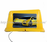 ZHD1-033 New model double faces LED light box signs for taxi