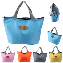 New Fashion Kid Women Men Thermal Waterproof Portable Picnic Insulated Food Storage Box Tote Lunch Bag