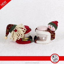 New Arrival 2015 Plastic Christmas Candy Jar