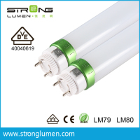 factory wholesale VDE approved T8 led tube 18W 1200mm 4ft T8 led tube