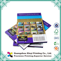 No lead eco friendly hot custom cheap preschool education book printing