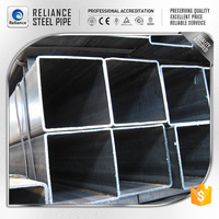 40X40 MS HOLLOW SECTION SQUARE PIPE/WEIGHT MS SQUARE PIPE
