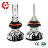 Auto parts, NSSC LED Headlight 60w H4 9v/32v LED Car Headlight