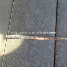 Chinese cheap stone flamed brushed cut grey granite block for sale