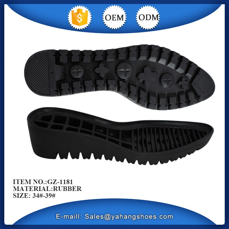 slip resistant rubber soles for ladies suppliers