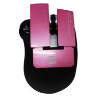 Pink 2.4GH Wireless Mouse