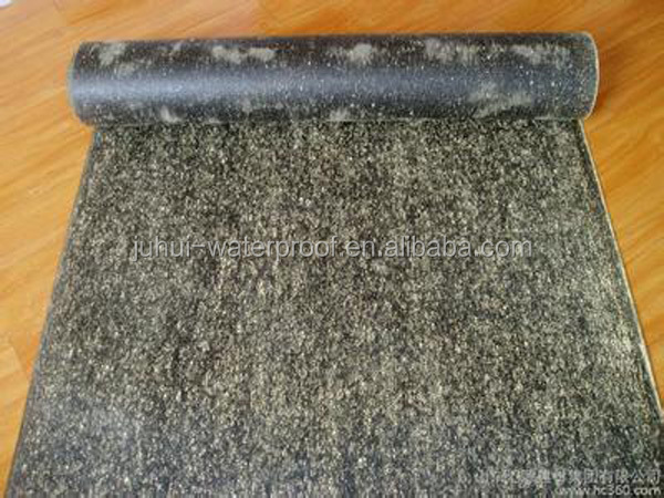 cheap asphalt roofing felt/self adhesive waterproof bitumen tar paper