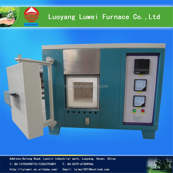 Heating Equipment Vertical Laboratory Box Furnace with High Temperature PID Control