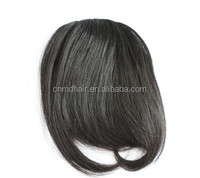 cheap price virgin remy hair extension fringe bang