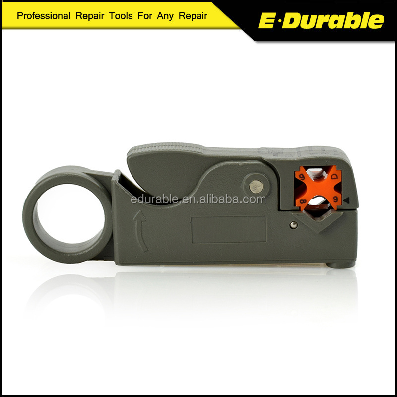 Coaxial Cable Wire Stripper Electric Automatic Plier RG58 59 62 Coax RG6 Stripping 2 Blades <strong>Tools</strong>