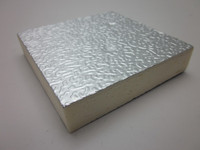 Air conditioning insulation duct board for HVAC systems