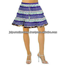 Dubai Belly Dance Mini Skirt
