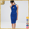 SHANGYI 2016 ladies designer office wear pencil dresses for women