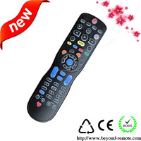 best quality vtr universal remote control tv for south america