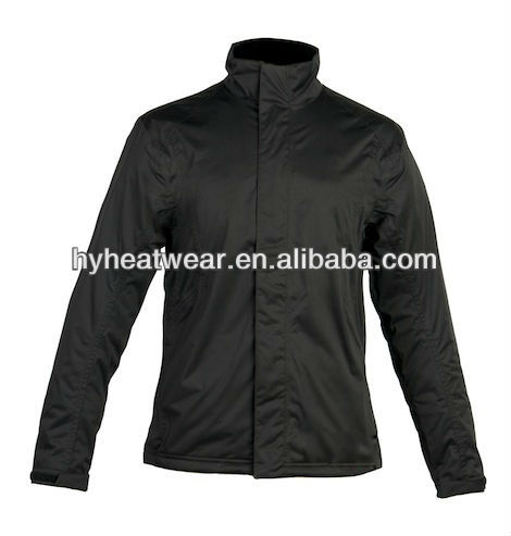Electric heated golf jackets