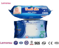 non-alcoholic cleaning wet wipes