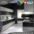 contemporary luxurious italian kitchen cabinet design for sale