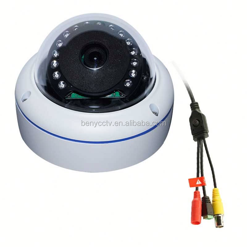 High Resolution Night Vision Sony Panoramic 360 degrees fisheye secure eye cctv cameras