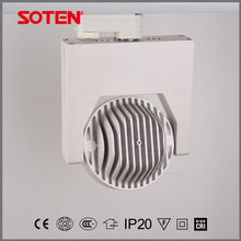 commercial citizen cob led track light 35w with special design