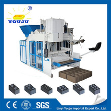 latest technology DMYF-12A egg laying brick machine concrete blocks for sale