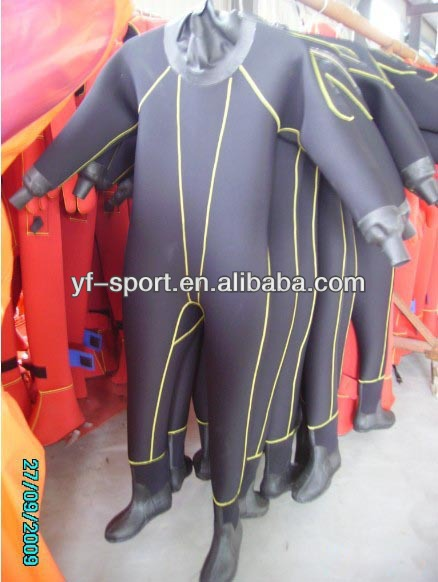 hot selling new design high quality kayaking dry suit