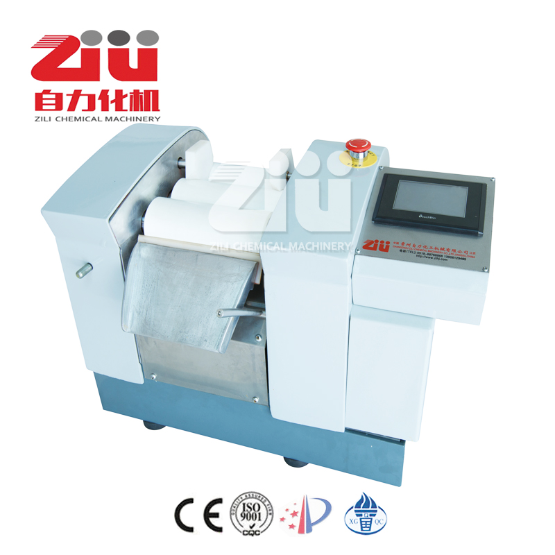3 roller mill for lab using