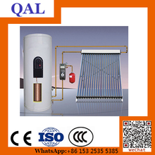 Sun heating hot evacuate tube solar collector with CCC,CE,ISO solar water heater