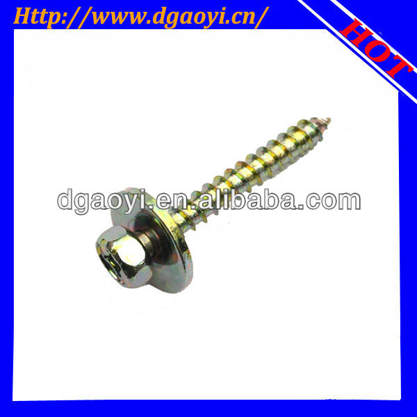 Hilti china pan head sem and combination screws