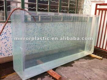 clear rectangular aquariums